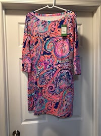 Lilly Pulitzer (medium) Sophie Dres - Drop Me a Lime