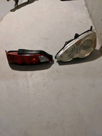 rsx tail light and headlight off a 2003 10 each