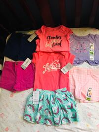 New Mainly carters baby girl clothes  Lancaster, 93535