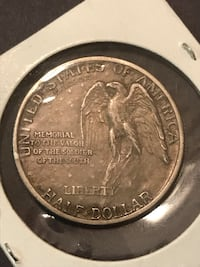 1925 Stone Mountain Commemorative Coin