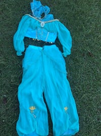 Princess jasmine Halloween costume  Charleston, 29455