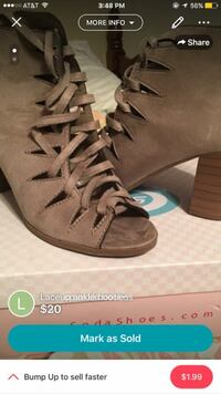 Lace Up Ankle Booties Centerville, 31093