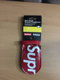 Supreme red pouch small Woodbridge, 22193