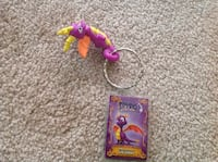 Spyro collectible card and figure Calgary, T3L 2Z9