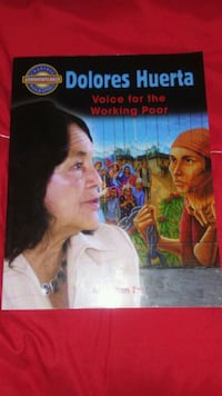 Dolores Huerta book Whitby, L1N