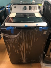 Brand New GE 5.0 Cu Ft Top Load Washer (Scratch and Dent)  Elkridge, 21075