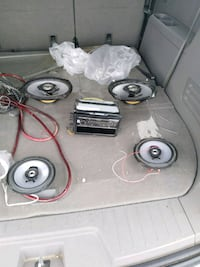 Kenwood Stereo and Speakers Lexington, 40505