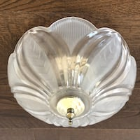 Crystal Ceiling Light Fixture no chips/scratches. Vaughan, L4L 5K3