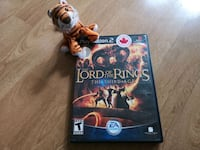 PS2 Lord of the Rings Third Age Brampton, L6Y 4T6