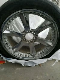 22 inch rims West Valley City, 84128