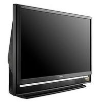 Large Rear Projection TV
