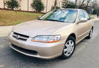 Only $3300 ^^ 2000 Honda Accord Leather Drives Good Great for a beginner  Hyattsville