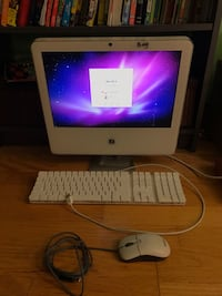 Apple iMac late 2006. Line on display. Your offer Innisfil