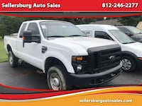 2009 Ford F-250 SD XL Pickup 4D 6 3/4 ft Sellersburg