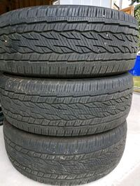 """4 20"""" continental tires"""