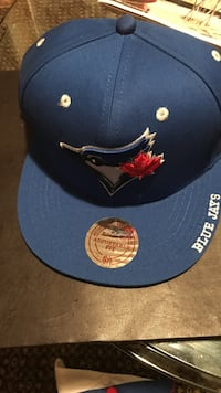 blue and black New Era 9Fifty snapback Burlington, L7M