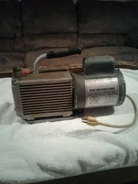 Robinair High Vacuum Pump, Model No. 15101 Woodbridge, 22191