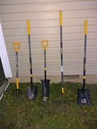 Rakes forks and shvels price is for each Glen Burnie, 21060
