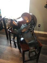 Hereford western saddle Noblesville, 46060