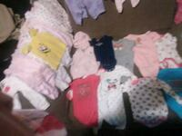 Newborn clothes whole box full bibs outfits Riverdale, 30274