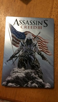 Assassin's Creed 3 trading card