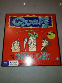 QUELF Game Burlington, L7P 1M6