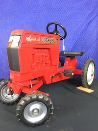 Spirit of Cockshutt Wide Front Pedal Tractor  Wellsville, 17365