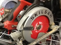 red and gray Skilsaw circular saw Hagerstown, 21740