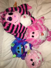 Monsterz stuffies Hamilton, L9B 1A5