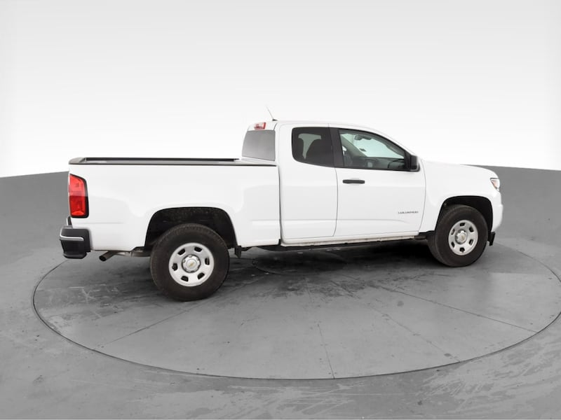 2018 Chevy Chevrolet Colorado Extended Cab pickup Work Truck Pickup 2D 05536767-2b9d-4472-996e-cb2fdee095ed
