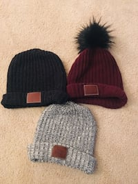 Love Your Melon Beanies, removable pom Reston, 20194