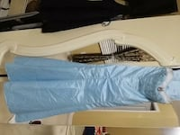white and blue mermaid dress  Cinderella dress  Brampton, L6P 2G7