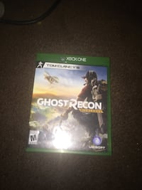 Xbox One Ghost Recon game case Compton, 90221