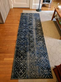 8'x2.5' runner carpet  Somerville