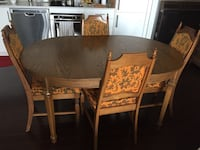 Antique Solid wood Dining table Toronto, M5A