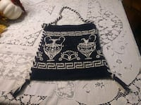 Small cloth tote bag brought over from Greece. Mabelvale, 72103