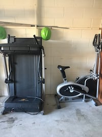Treadmill , Bicycles ( hablo español) Kissimmee, 34743