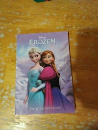 Frozen book Fitchburg, 01420