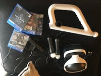PS4 VR bundle  Alexandria, 22304