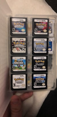assorted Nintendo DS game cartridges Barrie, L4M 5K5