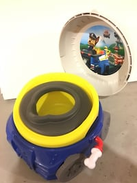 The First Years Nickelodeon Paw Patrol 3-in-1 Potty System Toronto, M4N 2N6