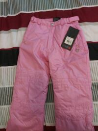 Pink Snow Pants size 6 Chicago, 60618