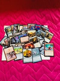 50 magic cards Redding, 96002