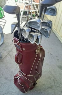 GOLF clubs *with bag* and accessories Winnipeg, R2C 0R9