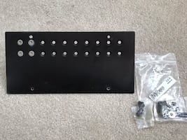 Tow Tag License Plate Bracket
