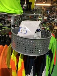 Metal basket display storage Vienna, 22180