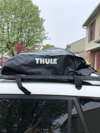 Thule Luggage Loft 15 XT-Rooftop Cargo Carrier for SUV/Auto/Van Baltimore, 21236