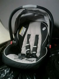 baby's black and gray car seat carrier London, N6E 2B2
