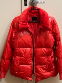 Brand nwt Banana Republic winter jacket retail $250 before tax