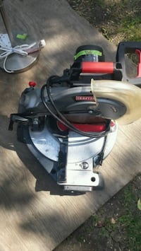 black and red miter saw Regina, S4P 1S5